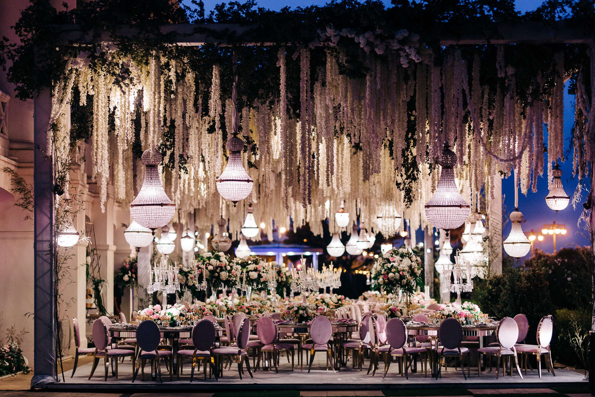 Pedro Navarro - Floral and Event Stylist